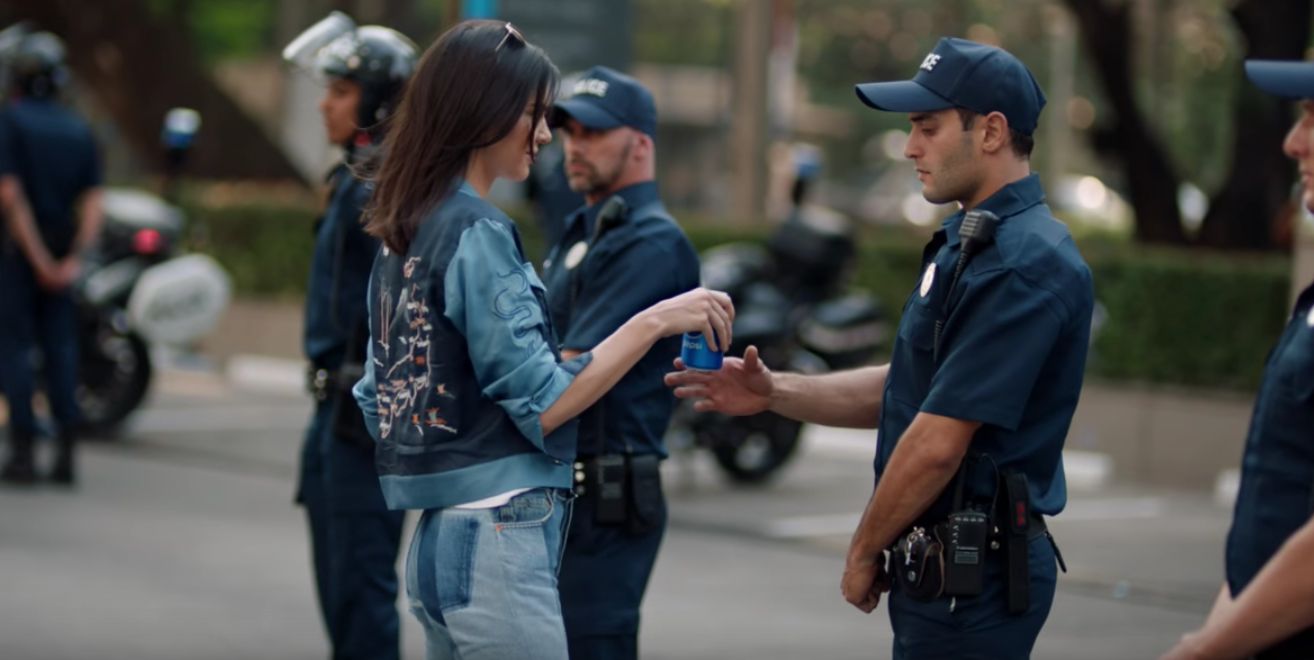 [UPDATED] People Are Pissed About Kendall Jenner's New Ad for Pepsi