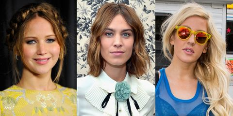 The best festival hairstyles