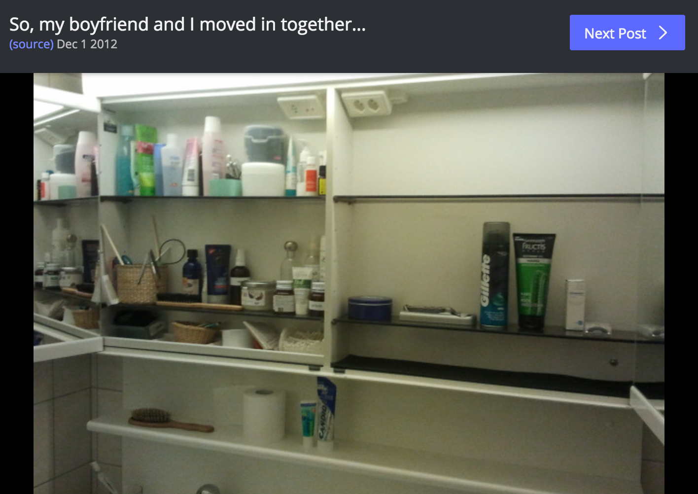 21 Things You'll Only Get if You've Been Together for a Long Time