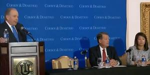 David Dao Press Conference