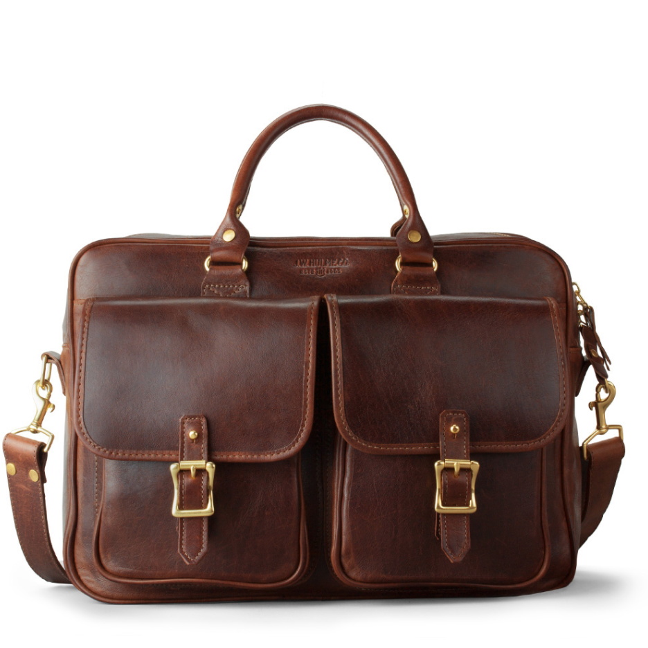 J.W. Hulme Co. Briefcase