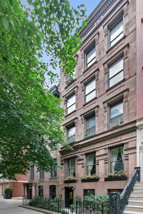 Gloria Steinem Apartment