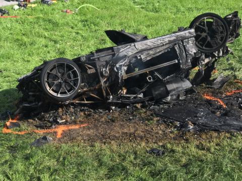 Znalezione obrazy dla zapytania hammond car crash concept
