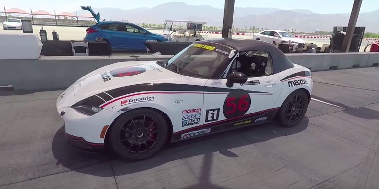 The Mazda MX-5 Cup Is Worth the Money