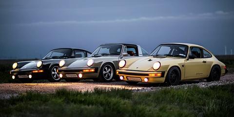 GProgramm Porsche 911