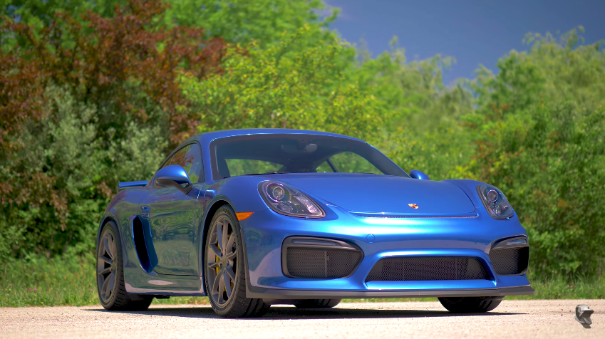 The Most Painstakingly Detailed Porsche Cayman GT4 Review You'll Ever See