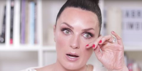Nic Chapman from Pixiwoo reveals she has MS in emotional video