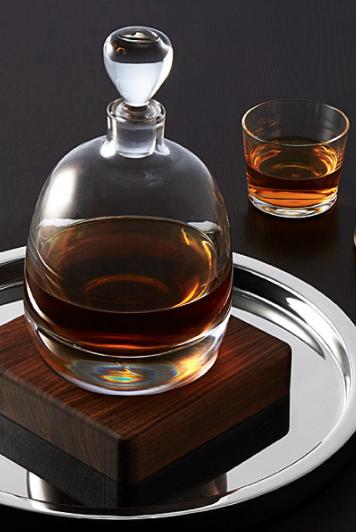 Whiskey Warming Decanter