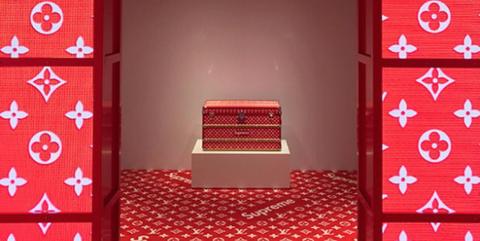 Red, Pattern, Wallpaper,