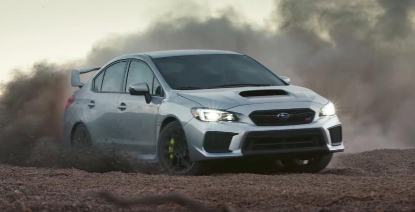 Subaru all wheel drive cars