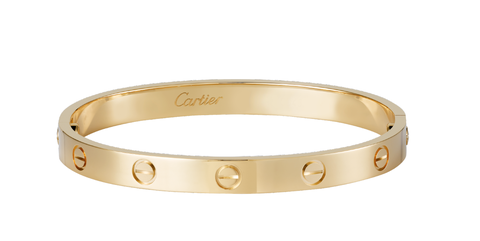 7b4289dbfbcdd Cartier Love Bracelet Facts - 10 Things You Didn't Know About the ...