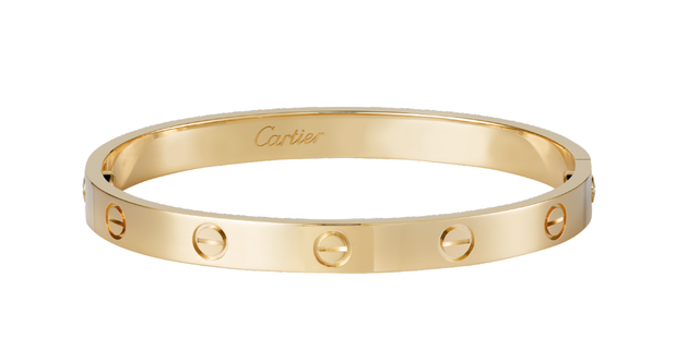 33505b13425a8 Cartier Love Bracelet Facts - 10 Things You Didn't Know About the Cartier  Bangle