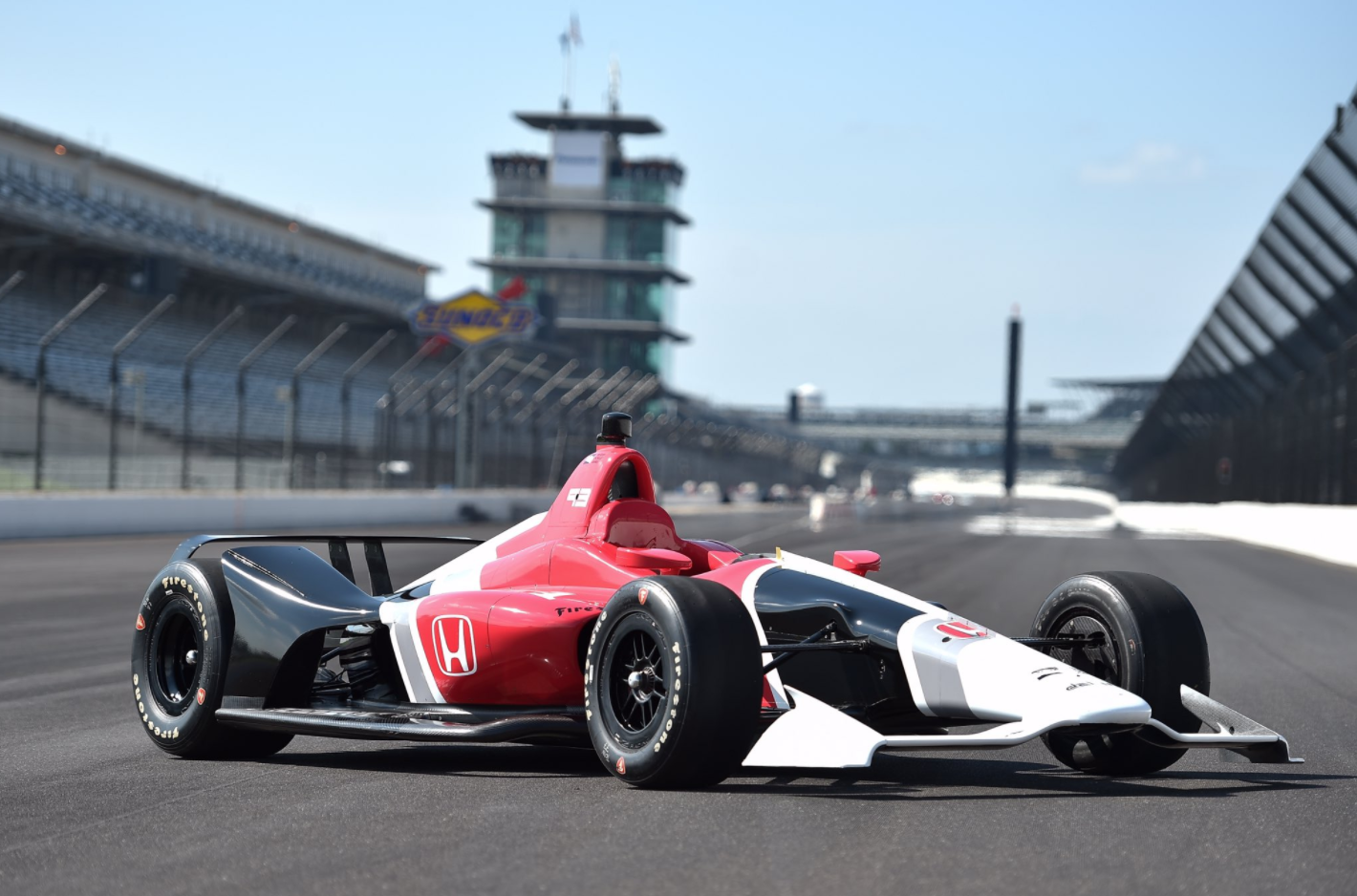The 2018 IndyCar Looks Stunning