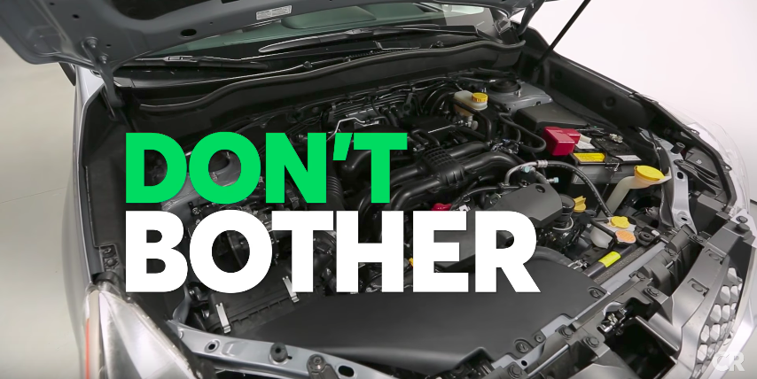Here Are All the Maintenance Myths You Can Ignore When Servicing Your Car