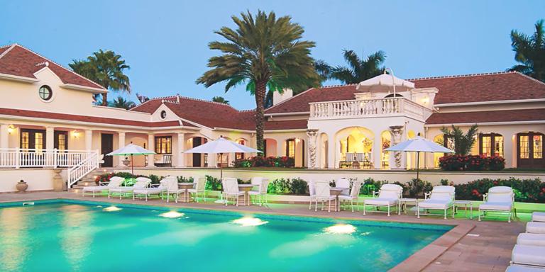 Trump Caribbean Property Donald Trump Caribbean House