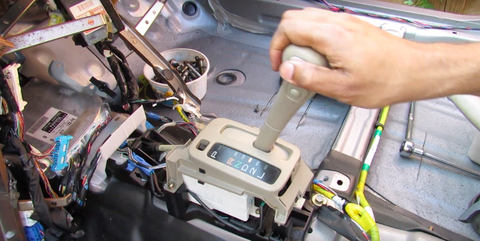 how transmission shifters work how automatic gear selectors work