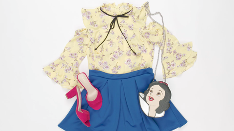 7 Disney Princess Inspired Outfits That Will Make Your