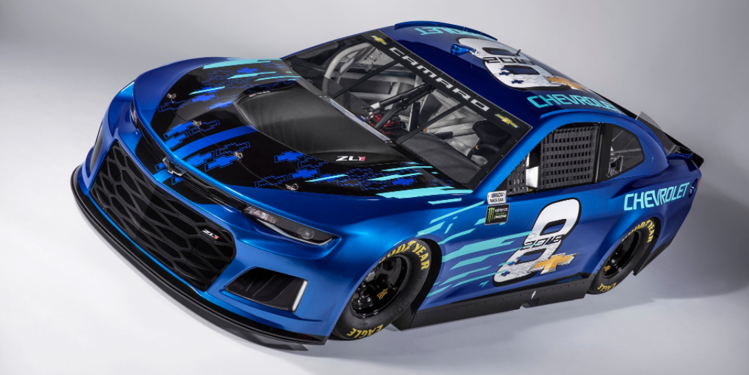 2018 Chevy Nascar Camaro Pictures Chevy Camaro Nascar First Look