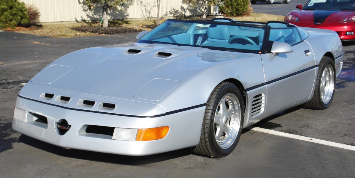 Cars For Sale Los Angeles >> This One-of-10 Callaway Speedster Will Make Your Entire ...