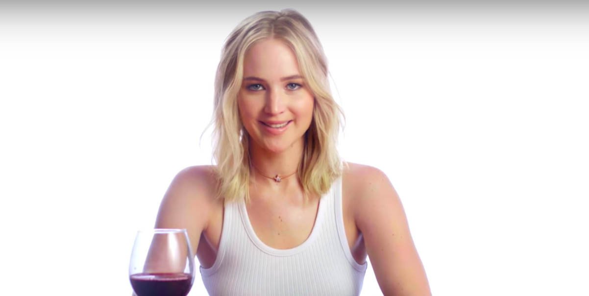 Jennifer Lawrence's Charity Wine Video Reminds You Why She's Your Fantasy BFF
