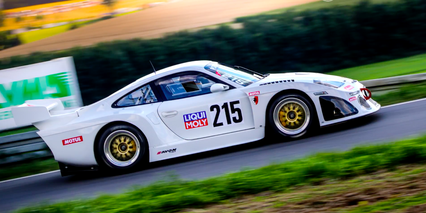 This Tribute to the 1980s Porsche 935 Race Car Is Actually a Modern 911 Turbo
