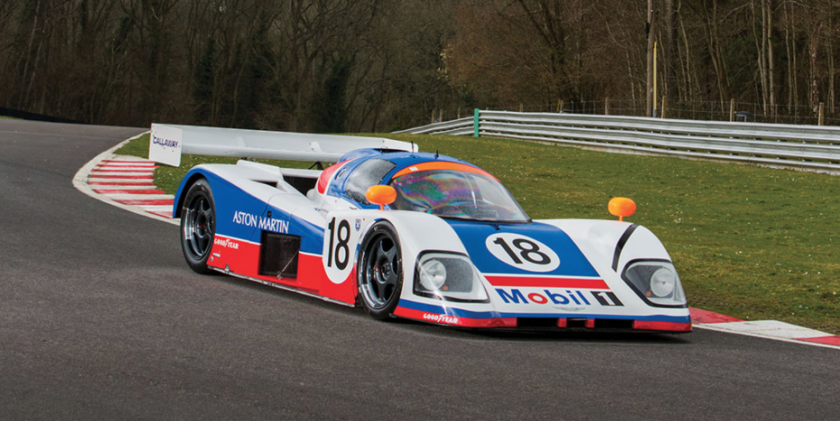 Car Auction Apps >> Aston Martin AMR1 For Sale at Pebble Beach Auction - Aston Martin Price at Monterey Car Week
