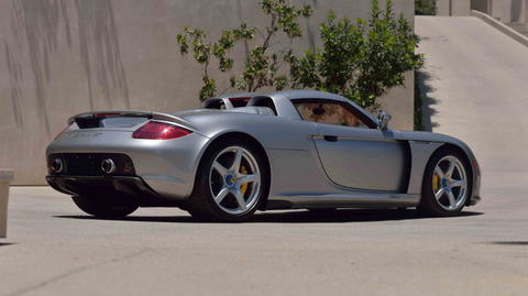 Me This Delivery Mile Carrera Gt