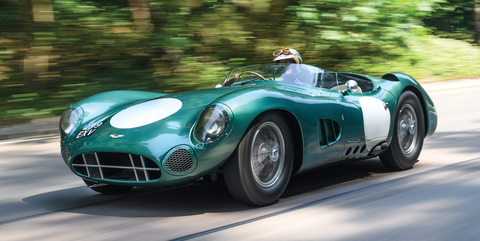 The 10 Most Expensive Cars Sold At Monterey Car Week 2017
