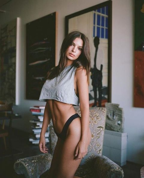 The Most Naked Celebrity Instagram Photos Of All Time-2625