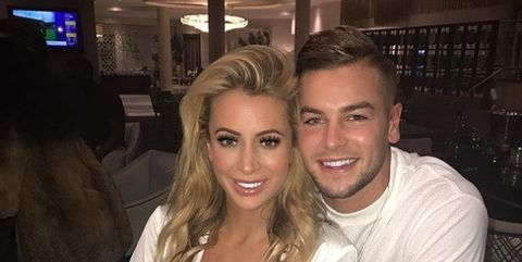 Wait, did Chris and Olivia know each other before Love Island?