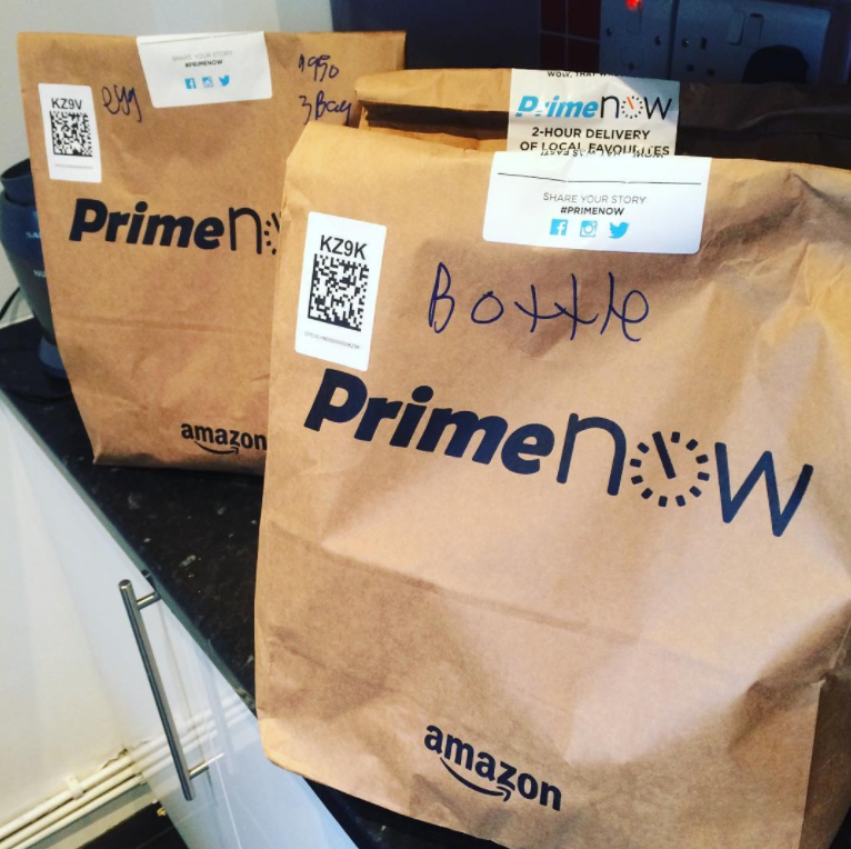 OMG Amazon Prime Will Deliver Wine to Your Door In 1 Hour & Amazon Wine Delivery - How to Get Amazon Wine Delivery Pezcame.Com