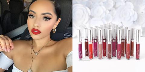 Nose, Lip, Skin, Eyelash, Eyebrow, Liquid, Beauty, Eye shadow, Fashion accessory, Earrings,