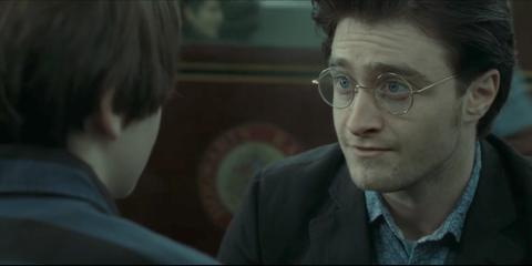 Harry Potter final scene