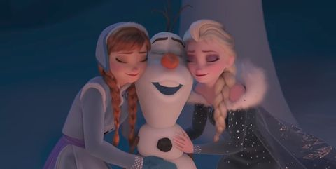 Disney just revealed when Olaf's Frozen Adventure will be in cinemas, and it's soon!