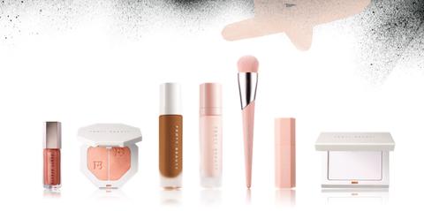 Fenty Beauty By Rihanna Rihanna Makeup Line Release