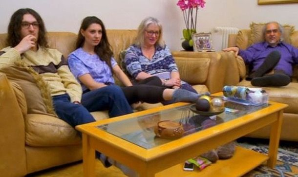Gogglebox siddiqui wife sexual dysfunction
