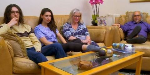 Did you spot something different about the Michaels family on Gogglebox?