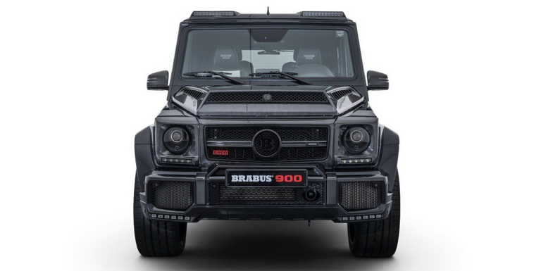 Amg G Wagon >> Brabus 900 One of Ten Pictures - Brabus 900 G-Wagen Reveal