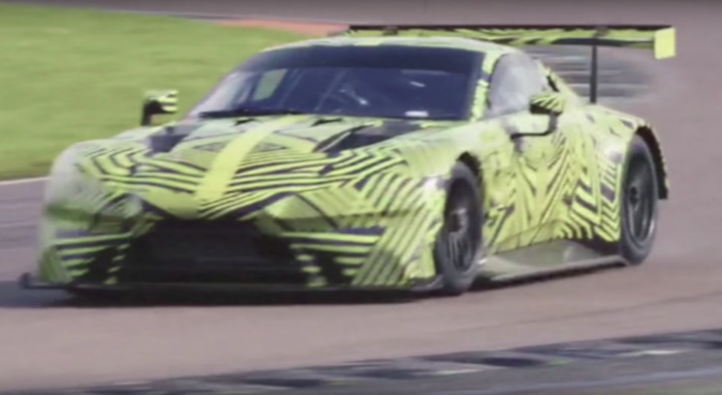 YouTubeSportscar365. The New Aston Martin ...