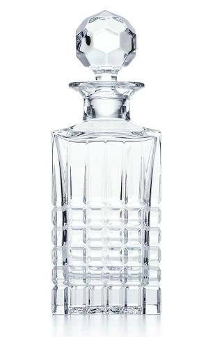 crystal decanter tiffanys