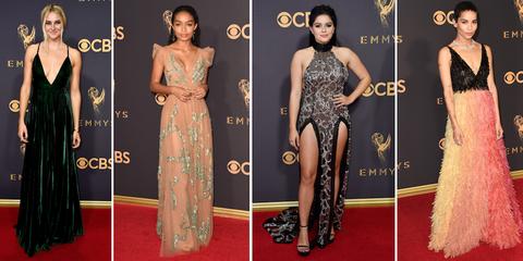 2017 Emmys Best Dressed
