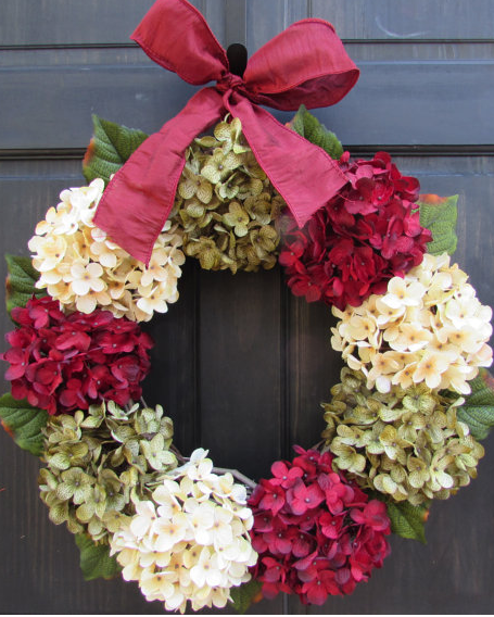 16 elegant christmas wreaths to buy online 2017 best for Best place to buy wreaths
