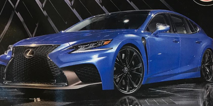 Fastest Car In The World 2017 >> Is Lexus Working on a High-Performance LS F?