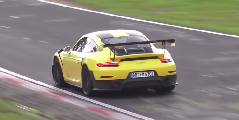 The New 911 GT2 RS Might Have Already Run a Sub-Seven-Minute ...  Porsche Gt Rs on 2017 porsche cayman s, 2017 porsche carrera gt, 2017 porsche carrera s, 2017 porsche turbo s, 2017 porsche gt3, 2017 porsche 911 turbo, 2017 porsche turbo cabriolet,