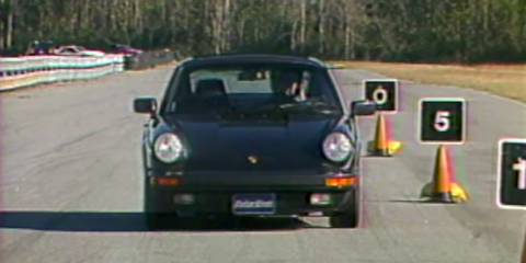 G-Body Porsche 911 1988