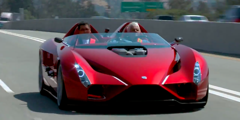 This Wild Hp Supercar Was Designed By The Man Behind The