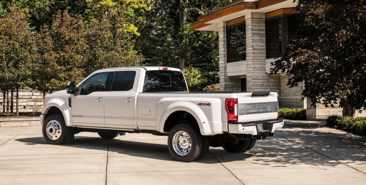 2018 Ford Super Duty Limited Price Photos Ford F250 Costs 80 835