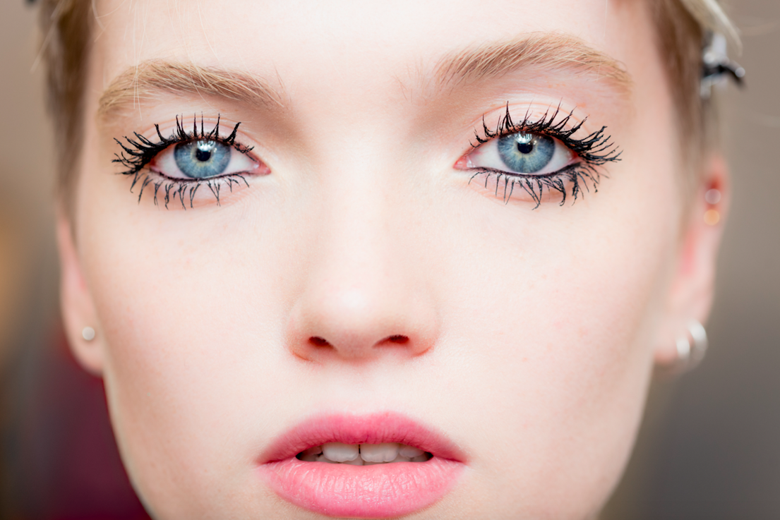 You Can Shop The Mascara Used To Create The Major Lashes Backstage At Dior