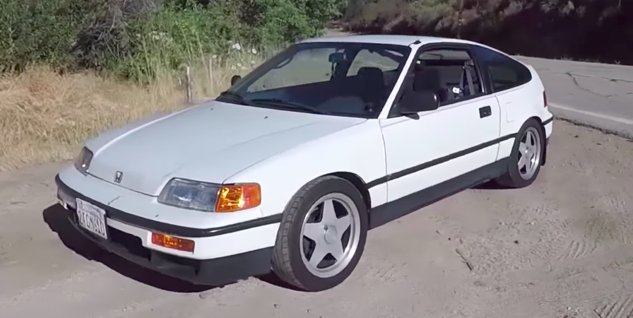 Honda Please Bring Back The Crx