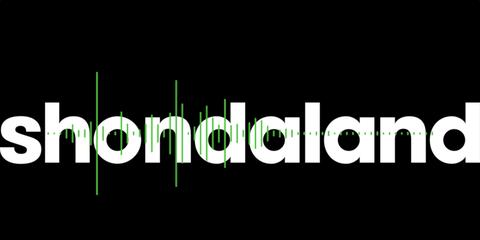 Shondaland Audio (Green)